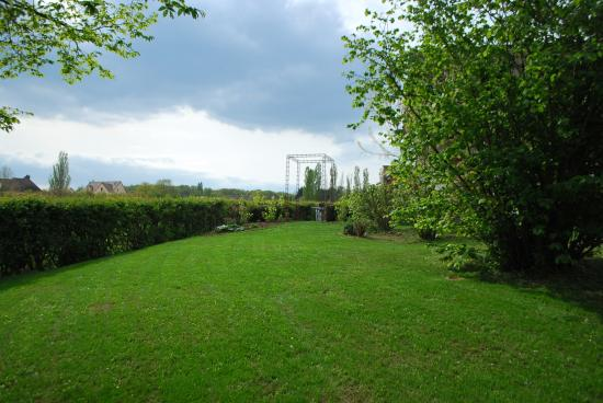 Jardin à vivre, Villefargeau