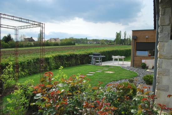 jardin à Villefargeau