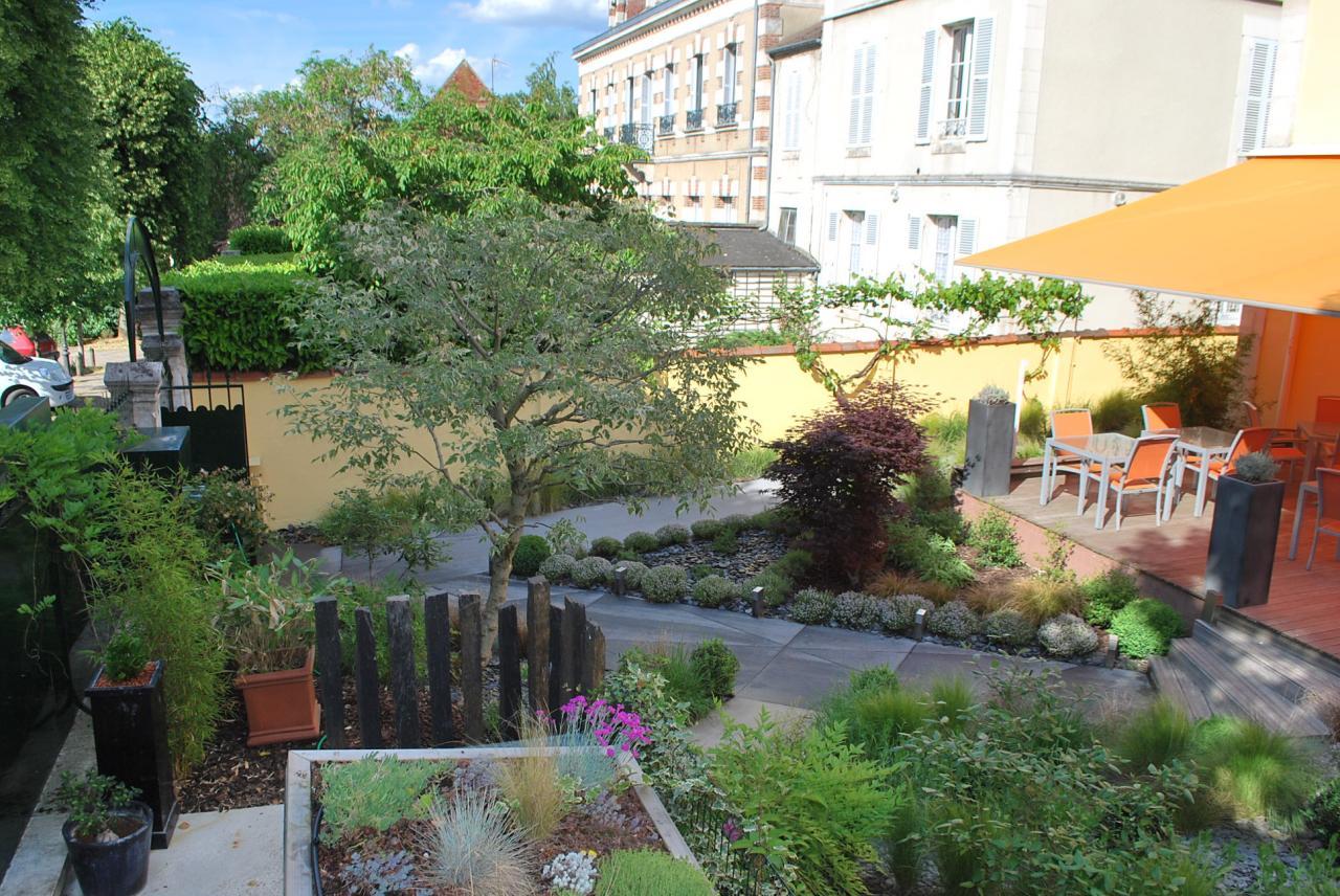 Paysagiste à Auxerre et Pourrain