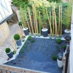 Cr ation de terrasses et patios auxerre liperi paysagiste for Entretien jardin auxerre
