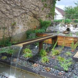 Création de bassin et fontaine