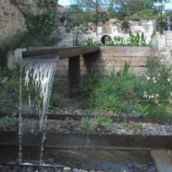 Lame d'eau à Villefargeau proche d'Auxerre