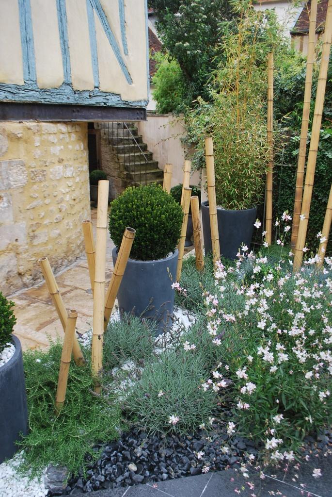 auxerre jardin terrasse