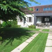 Création de jardin à Auxerre Appoigny