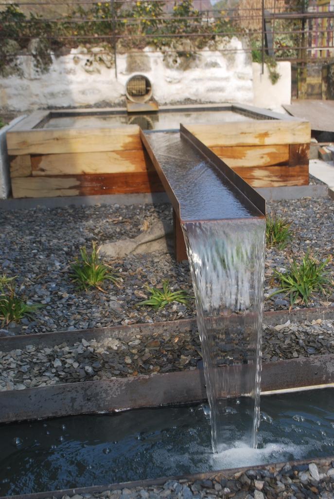 Création de bassin à Auxerre