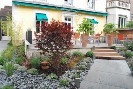 Création de Jardin à Auxerre