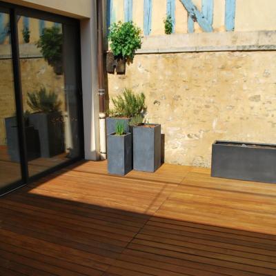 Rénovation et terrasse bois