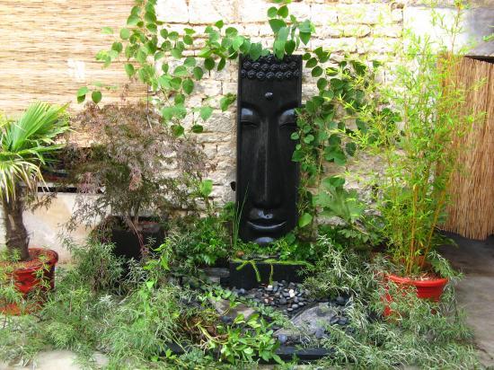 Décoration de jardin terrasse à Auxerre