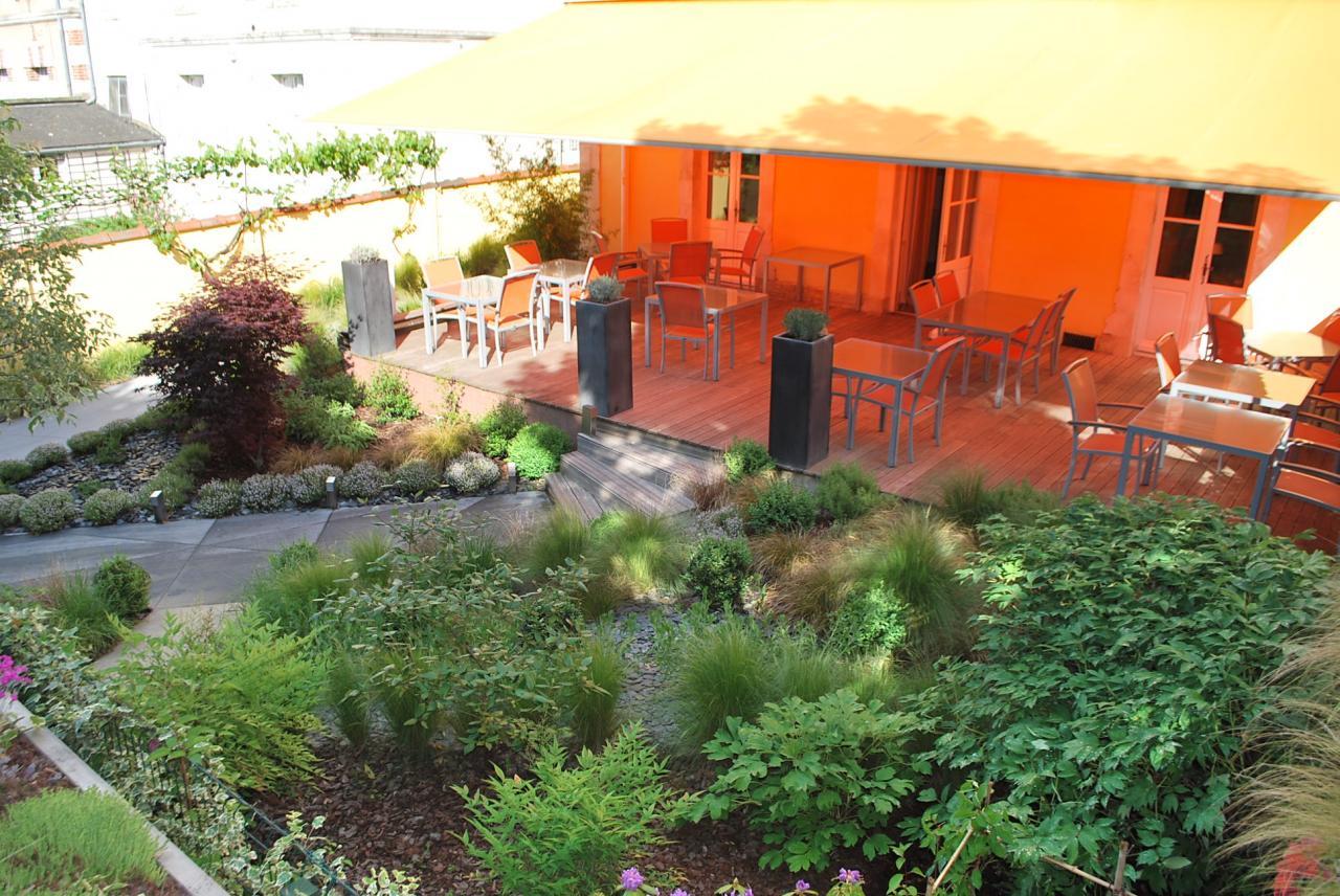 Le Jardin Gourmand à Auxerre