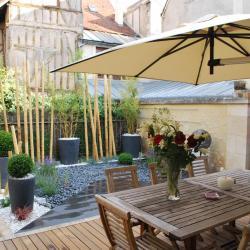 Jardin Terrasse et mobilier à Auxerre