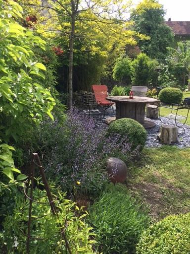 Création de terrasses et patios à Auxerre, Liperi paysagiste